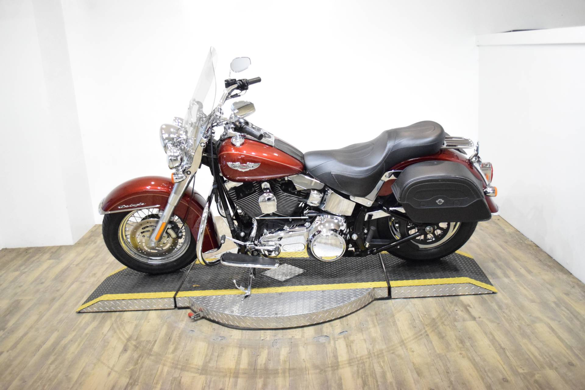 2009 Harley-Davidson Softail® Deluxe in Wauconda, Illinois - Photo 16