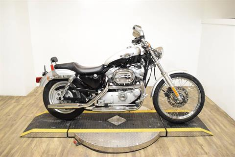 2003 Harley-Davidson XL 883C Sportster® Custom in Wauconda, Illinois - Photo 1
