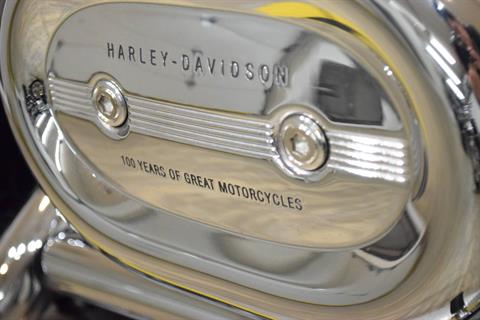 2003 Harley-Davidson XL 883C Sportster® Custom in Wauconda, Illinois - Photo 5