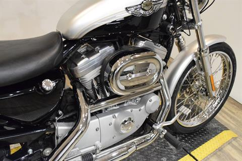 2003 Harley-Davidson XL 883C Sportster® Custom in Wauconda, Illinois - Photo 8
