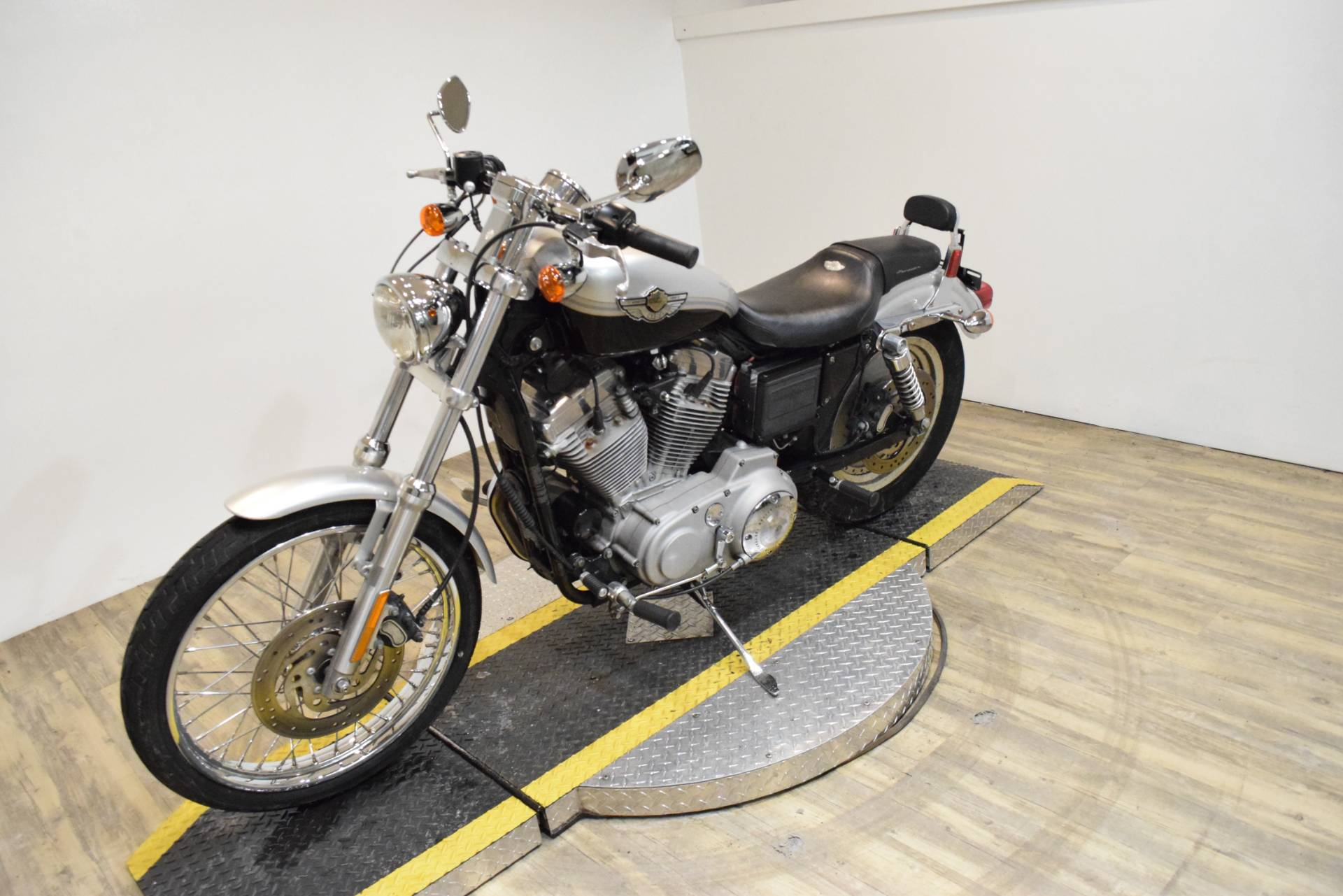 2003 Harley-Davidson XL 883C Sportster® Custom in Wauconda, Illinois - Photo 24