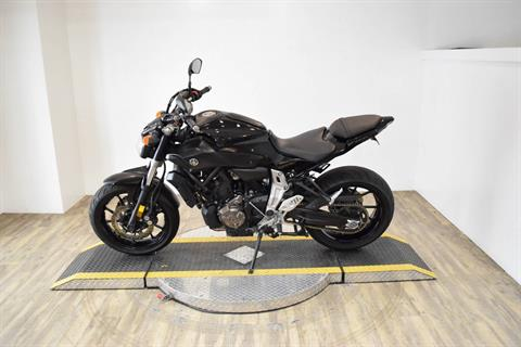 2016 Yamaha FZ-07 in Wauconda, Illinois - Photo 15