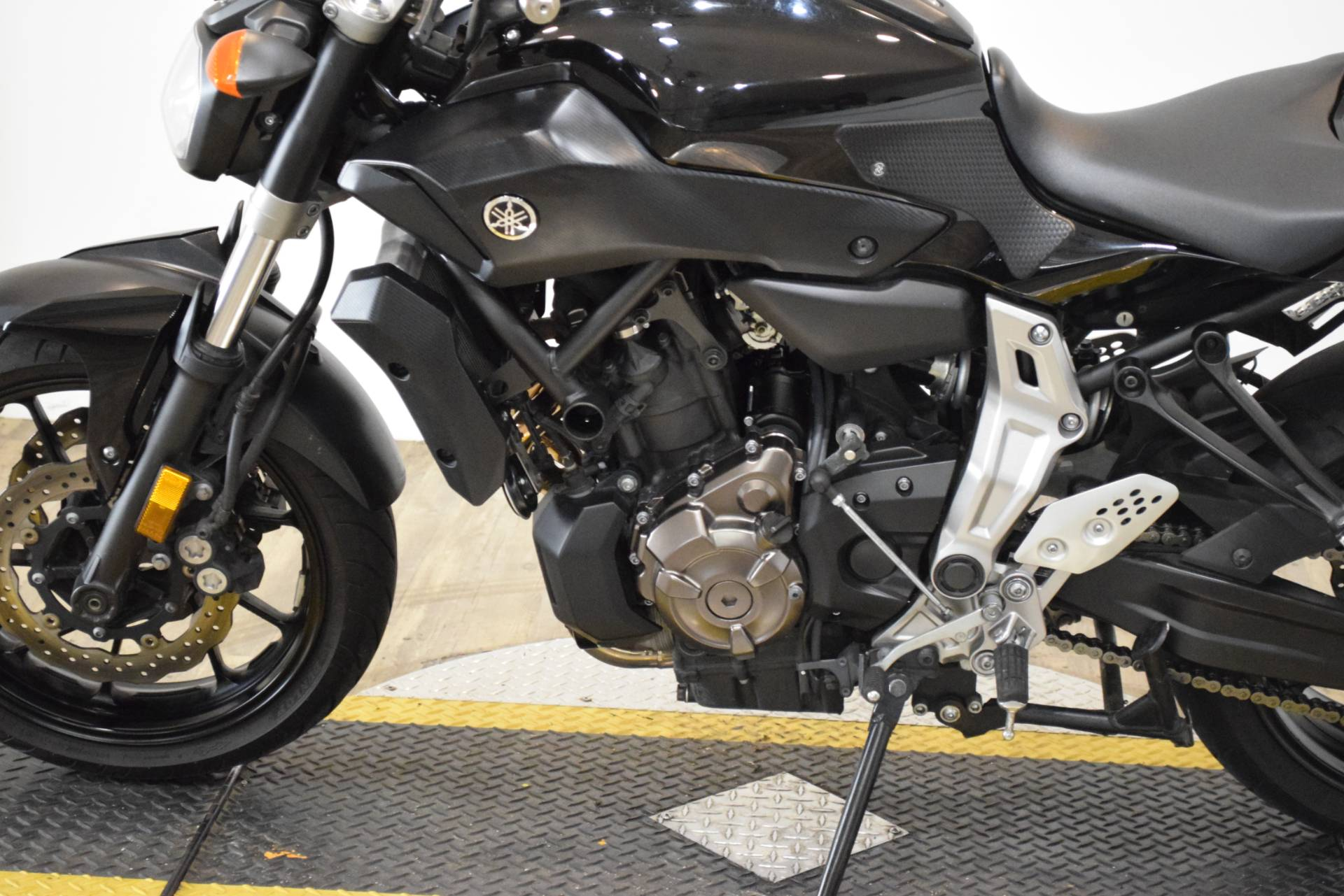 2016 Yamaha FZ-07 in Wauconda, Illinois - Photo 18