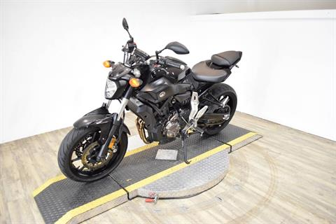 2016 Yamaha FZ-07 in Wauconda, Illinois - Photo 22