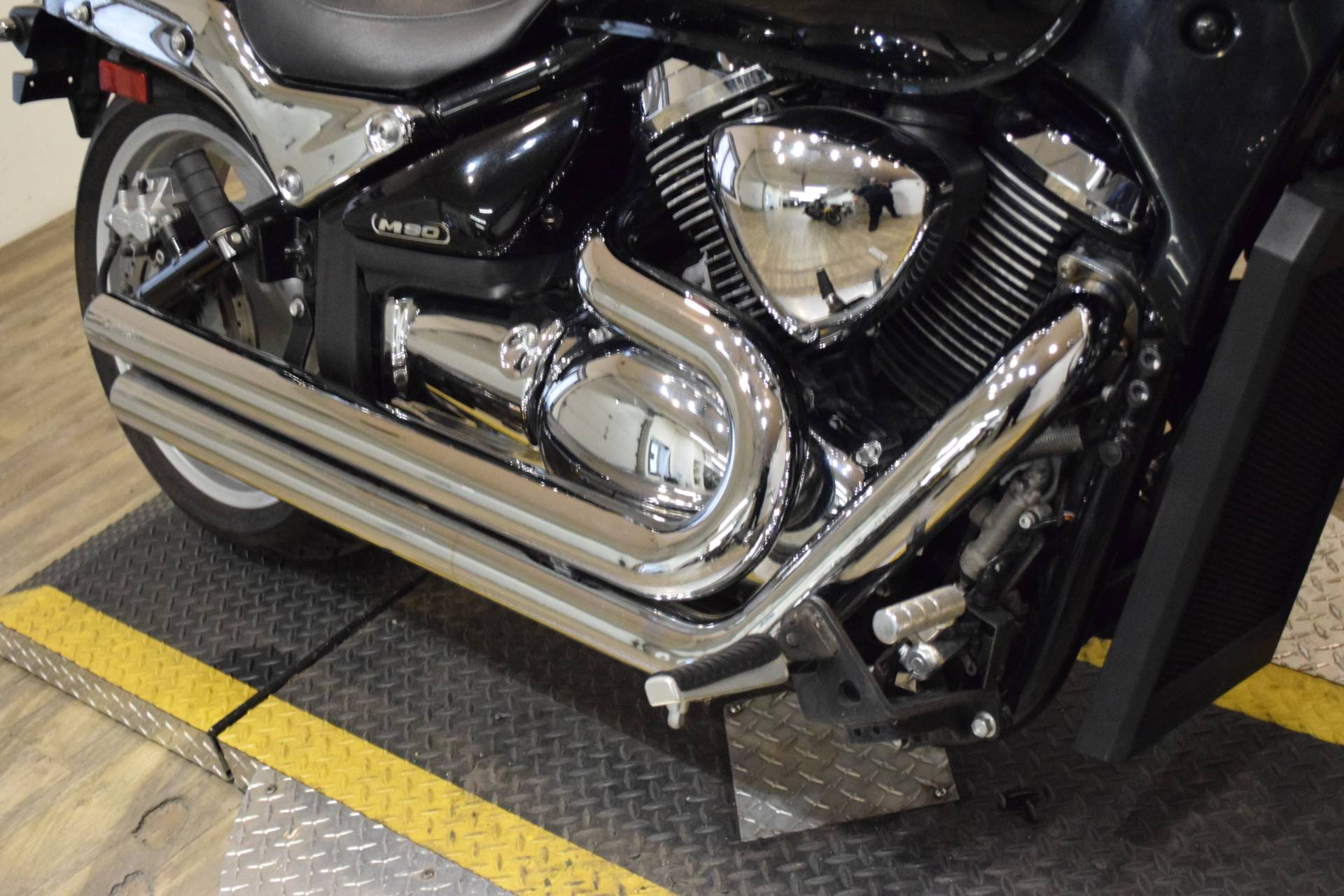 2009 Suzuki Boulevard M90 in Wauconda, Illinois - Photo 3