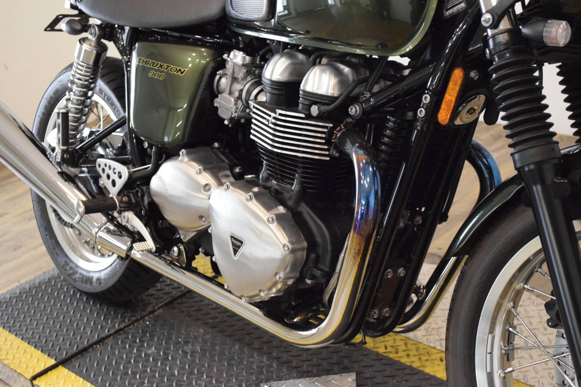 2016 Triumph Thruxton 4