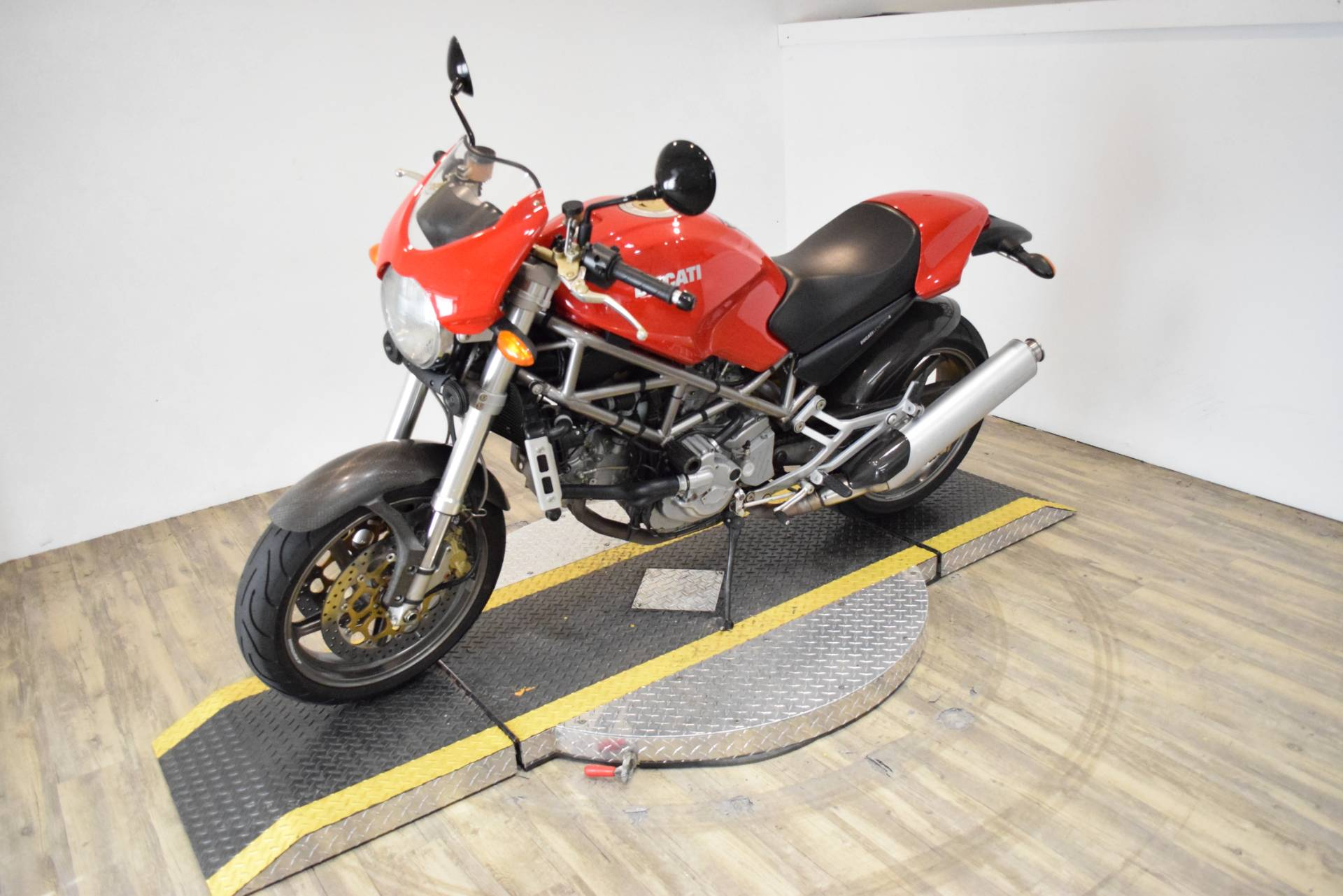 2001 Ducati 900 S4 in Wauconda, Illinois - Photo 23