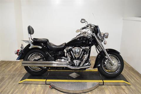 2001 Yamaha Road Star Midnight Star in Wauconda, Illinois - Photo 1