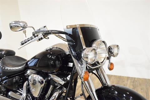 2001 Yamaha Road Star Midnight Star in Wauconda, Illinois - Photo 3