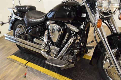 2001 Yamaha Road Star Midnight Star in Wauconda, Illinois - Photo 4