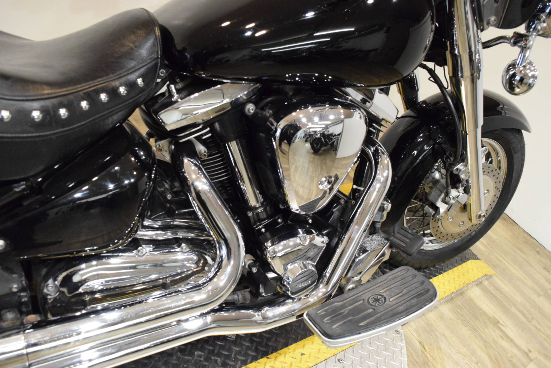 2001 Yamaha Road Star Midnight Star in Wauconda, Illinois - Photo 7