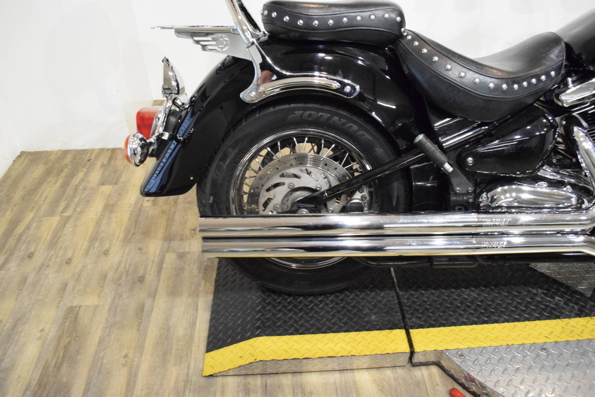 2001 Yamaha Road Star Midnight Star in Wauconda, Illinois - Photo 9