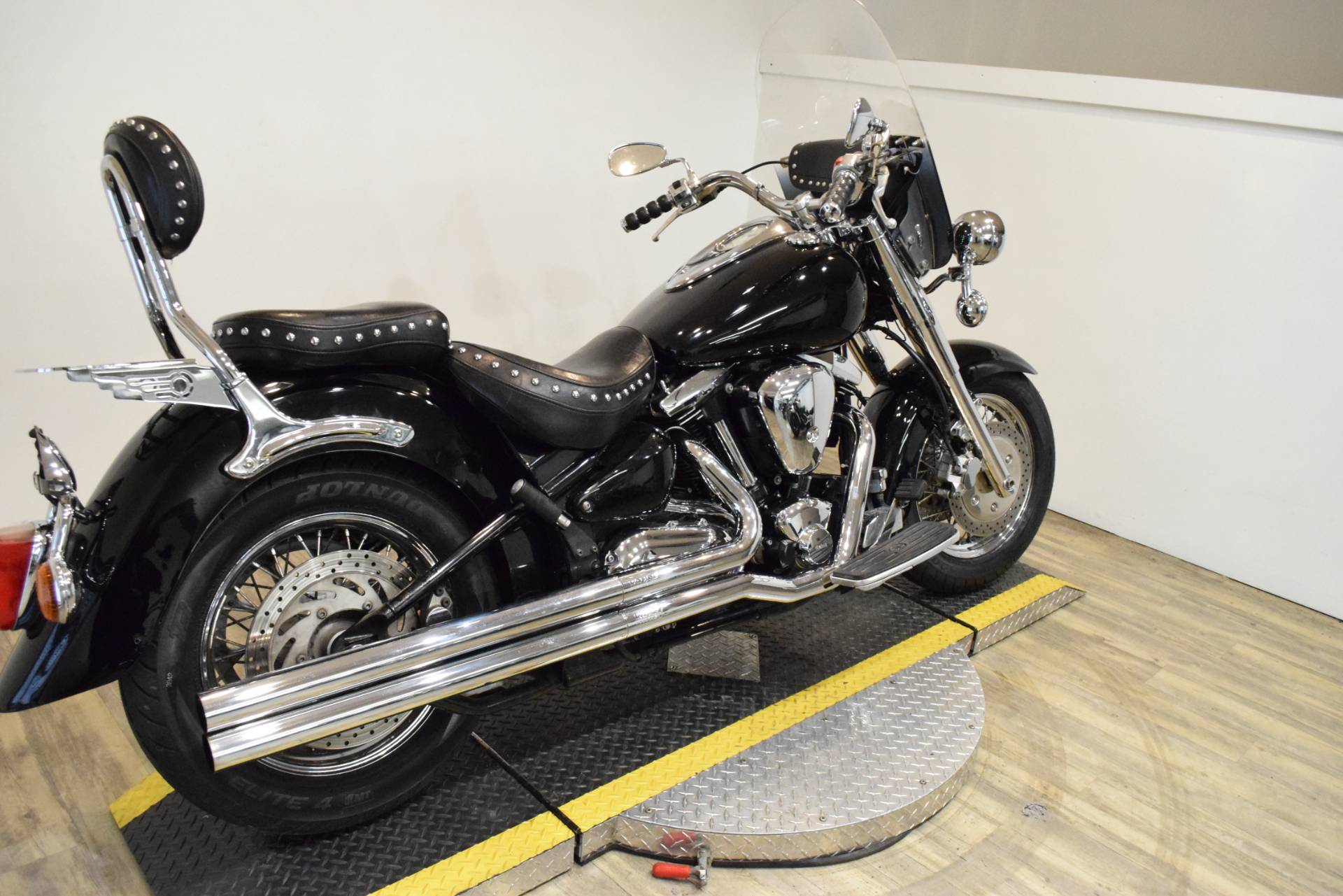 2001 Yamaha Road Star Midnight Star in Wauconda, Illinois - Photo 10