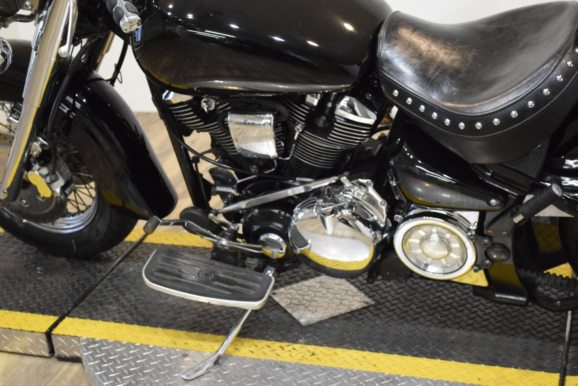 2001 Yamaha Road Star Midnight Star in Wauconda, Illinois - Photo 19