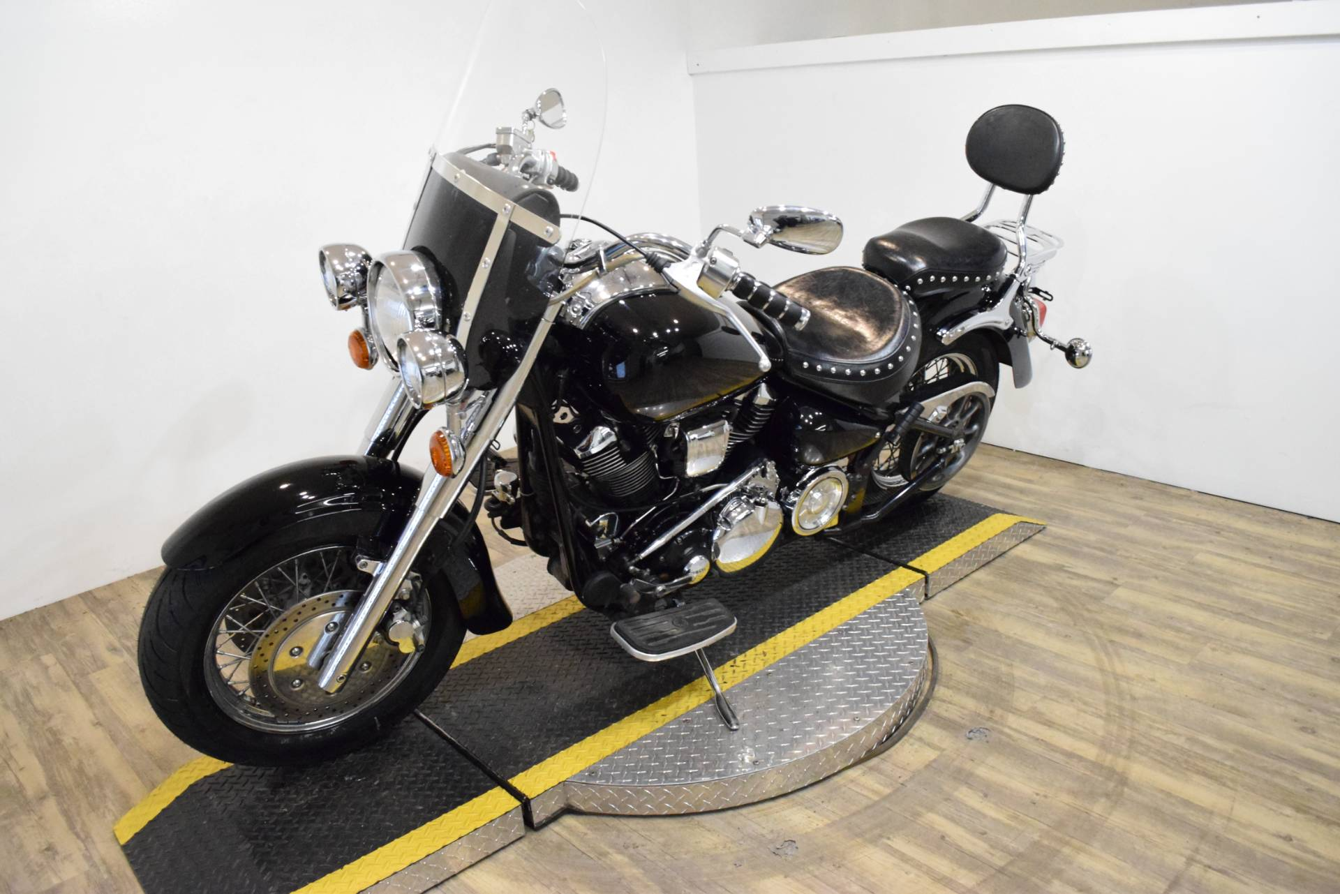 2001 Yamaha Road Star Midnight Star in Wauconda, Illinois - Photo 23