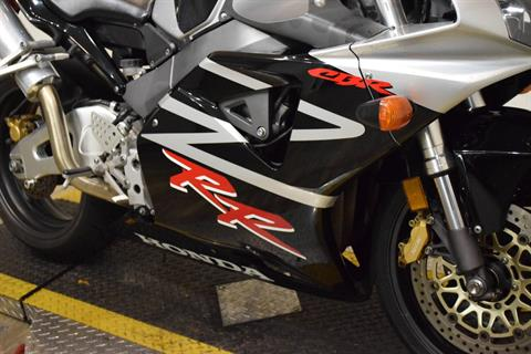 2002 Honda CBR954RR in Wauconda, Illinois - Photo 4