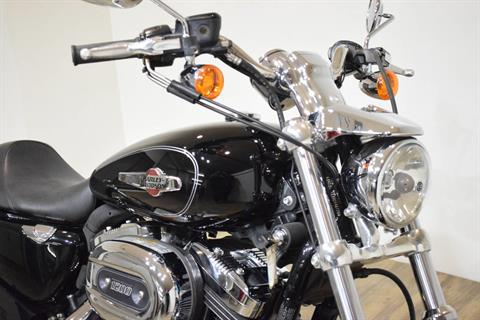 2013 Harley-Davidson Sportster® 1200 Custom in Wauconda, Illinois - Photo 3