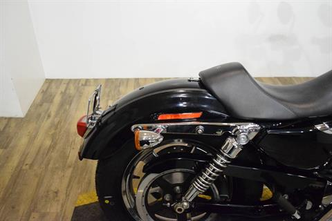 2013 Harley-Davidson Sportster® 1200 Custom in Wauconda, Illinois - Photo 7