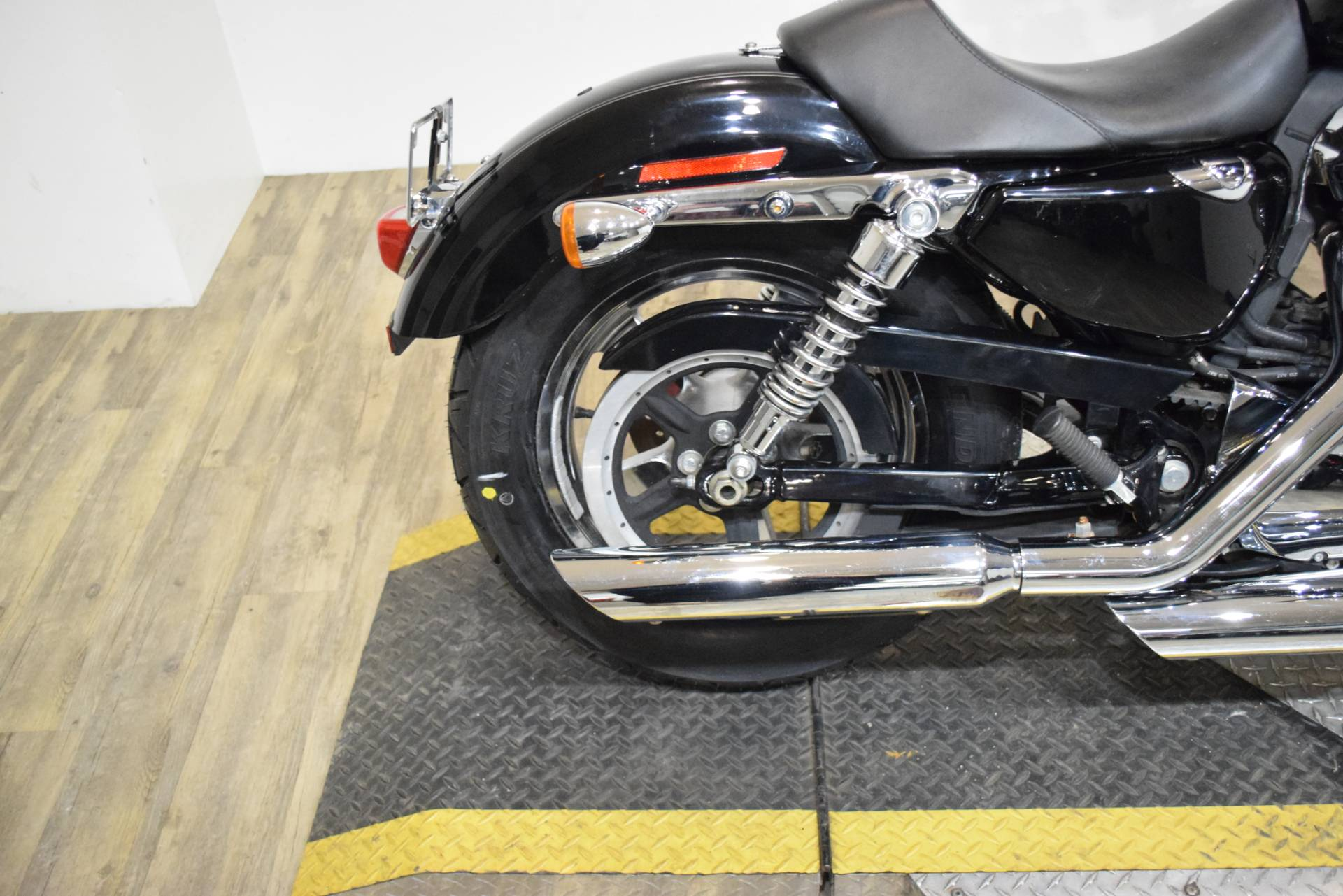 2013 Harley-Davidson Sportster® 1200 Custom in Wauconda, Illinois - Photo 8