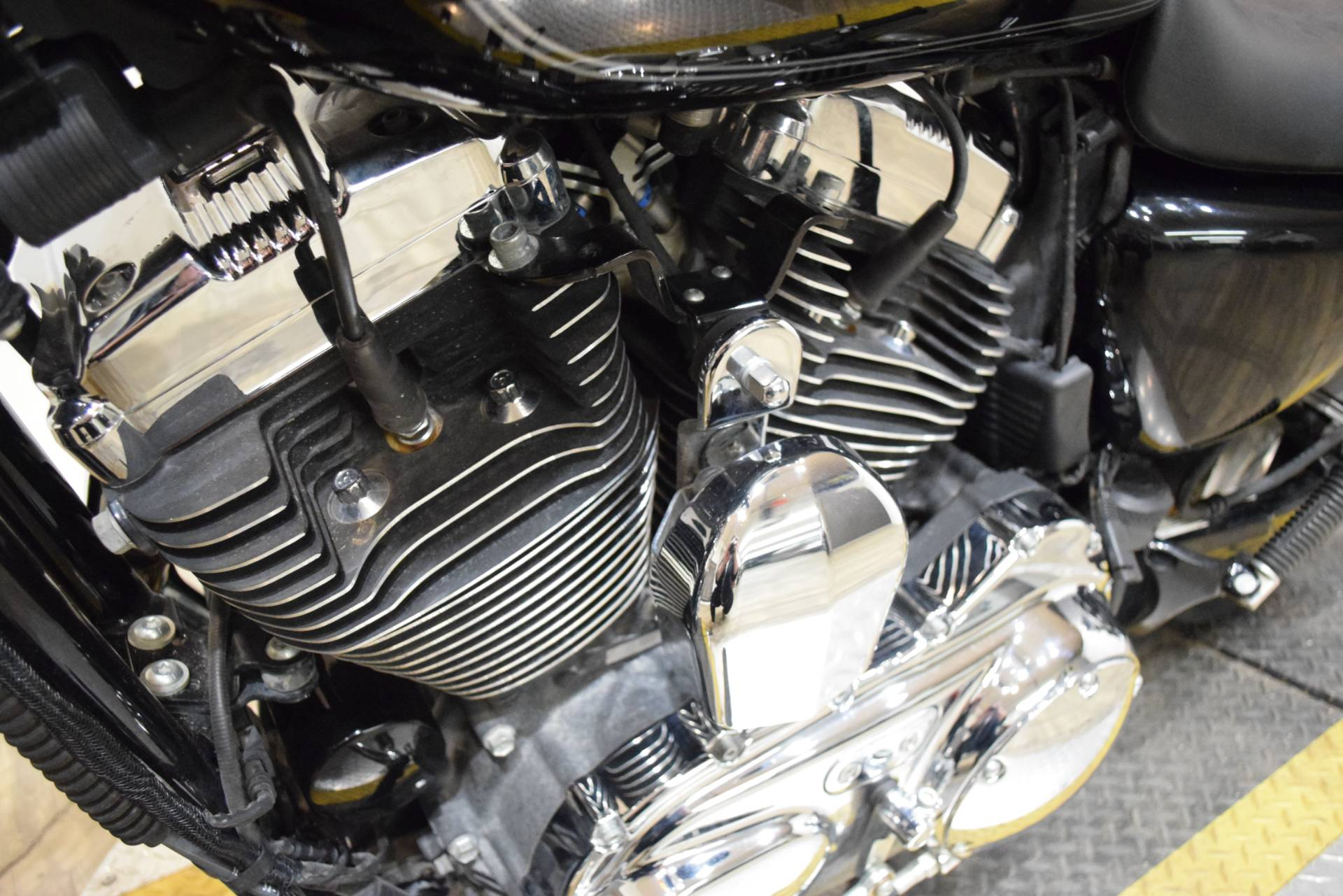 2013 Harley-Davidson Sportster® 1200 Custom in Wauconda, Illinois - Photo 19