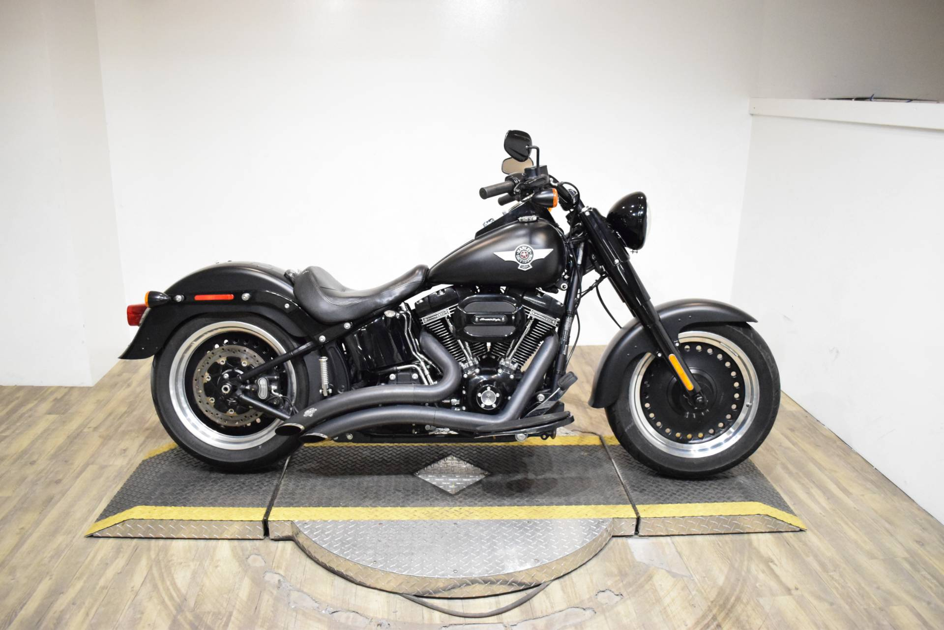 2016 Harley-Davidson Fat Boy® S in Wauconda, Illinois - Photo 1