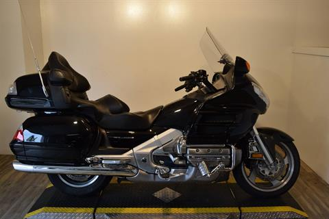 2006 Honda Gold Wing® Audio / Comfort / Navi in Wauconda, Illinois