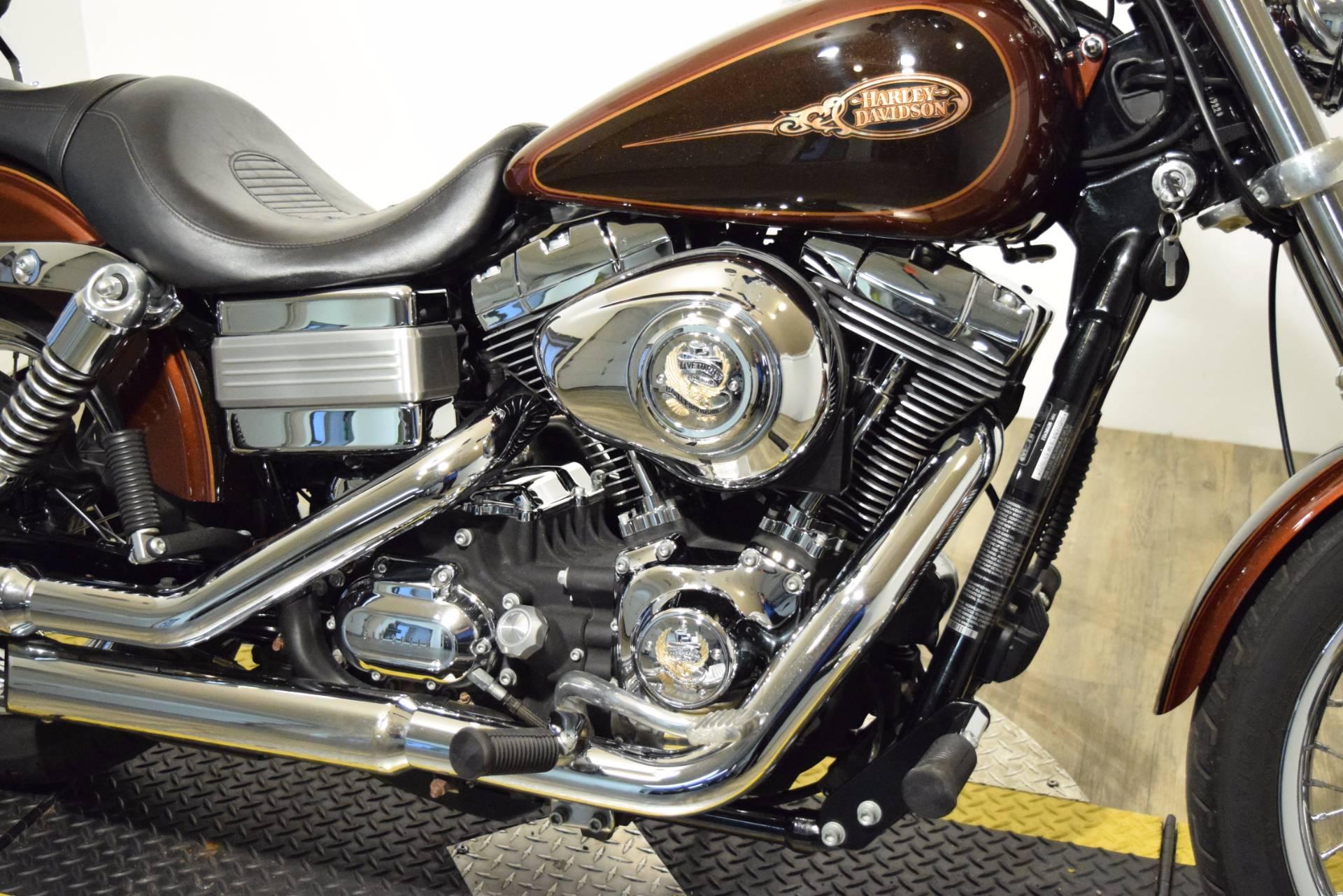 2009 Harley-Davidson Dyna Low Rider 4