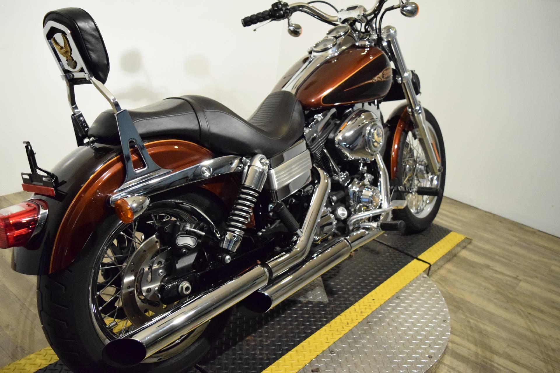 2009 Harley-Davidson Dyna Low Rider 10