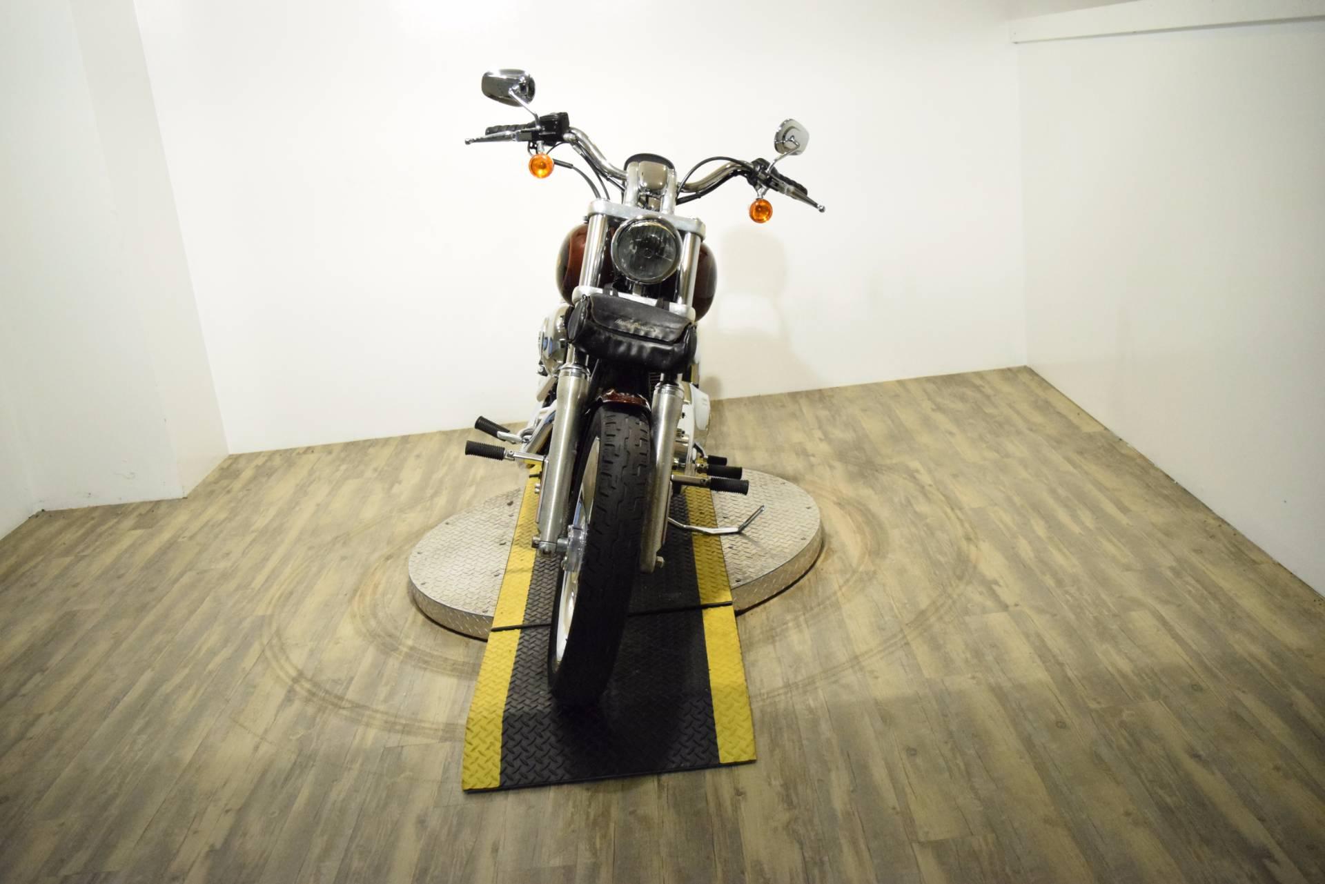 2009 Harley-Davidson Dyna Low Rider 11
