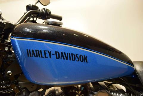 2012 Harley-Davidson Sportster® 1200 Nightster® in Wauconda, Illinois