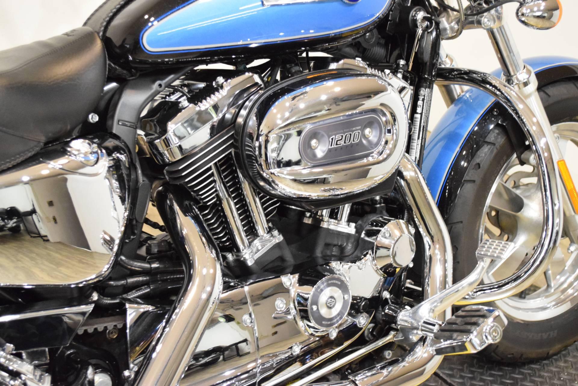 2012 Harley-Davidson XL1200C 7