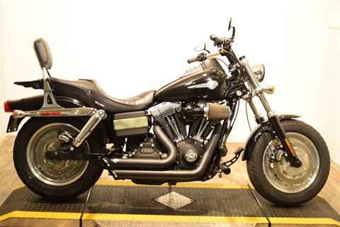 2010 Harley-Davidson Dyna® Fat Bob® in Wauconda, Illinois