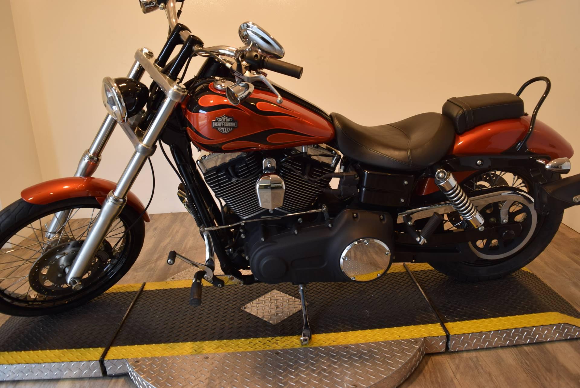 2011 harley davidson dyna wide glide for sale wauconda il 64273. Black Bedroom Furniture Sets. Home Design Ideas