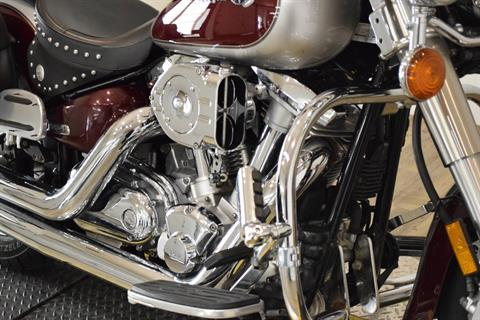2003 Yamaha Road Star 1600 in Wauconda, Illinois - Photo 4