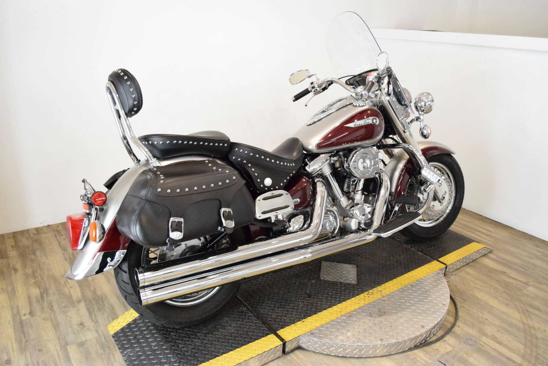 2003 Yamaha Road Star 1600 in Wauconda, Illinois - Photo 11