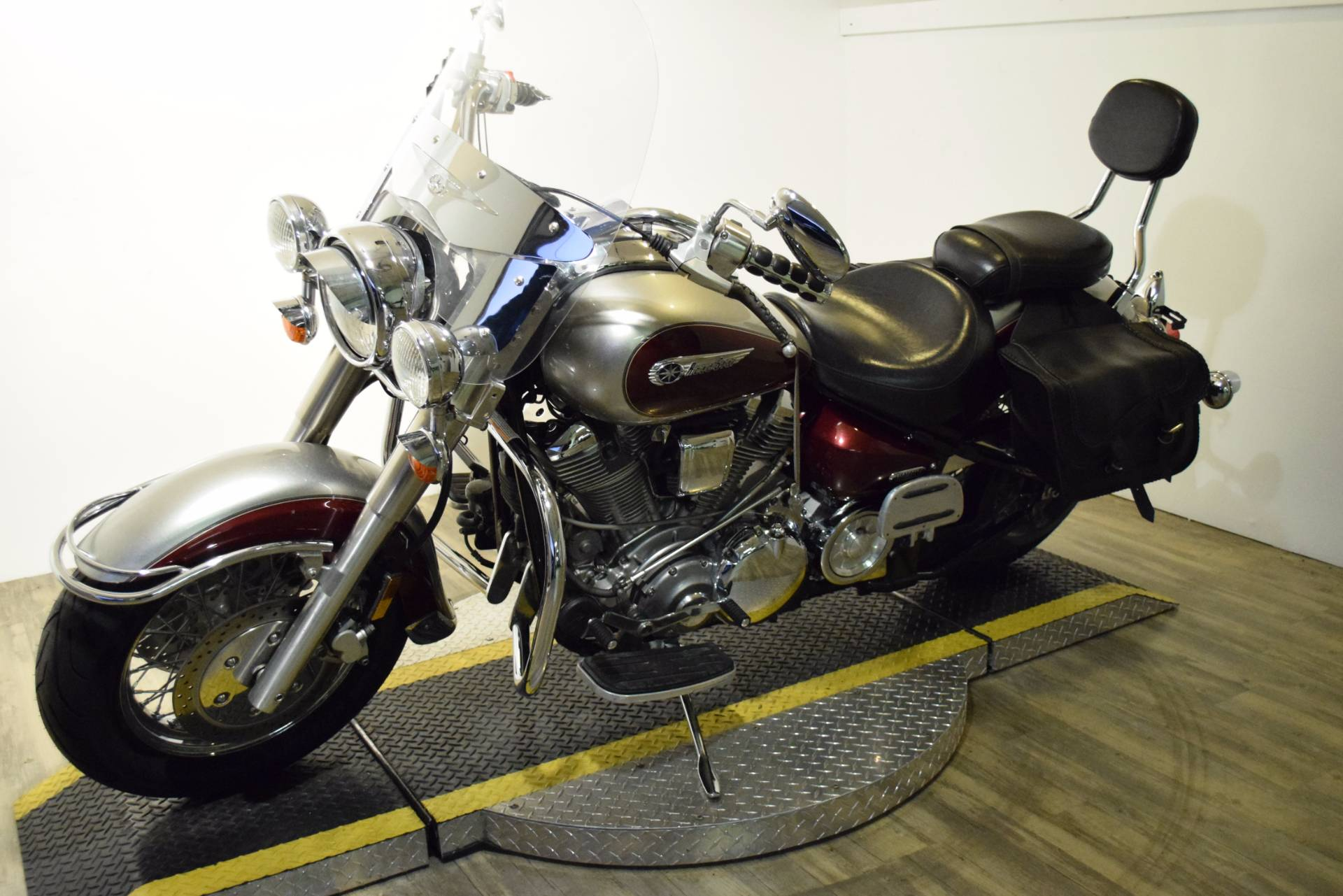 2003 Yamaha Road Star 1600 in Wauconda, Illinois - Photo 23