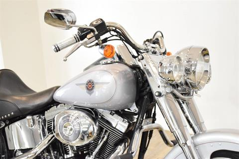 2002 Harley-Davidson Fat Boy in Wauconda, Illinois