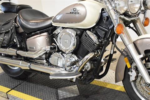 2003 Yamaha V Star 1100 Classic in Wauconda, Illinois - Photo 4
