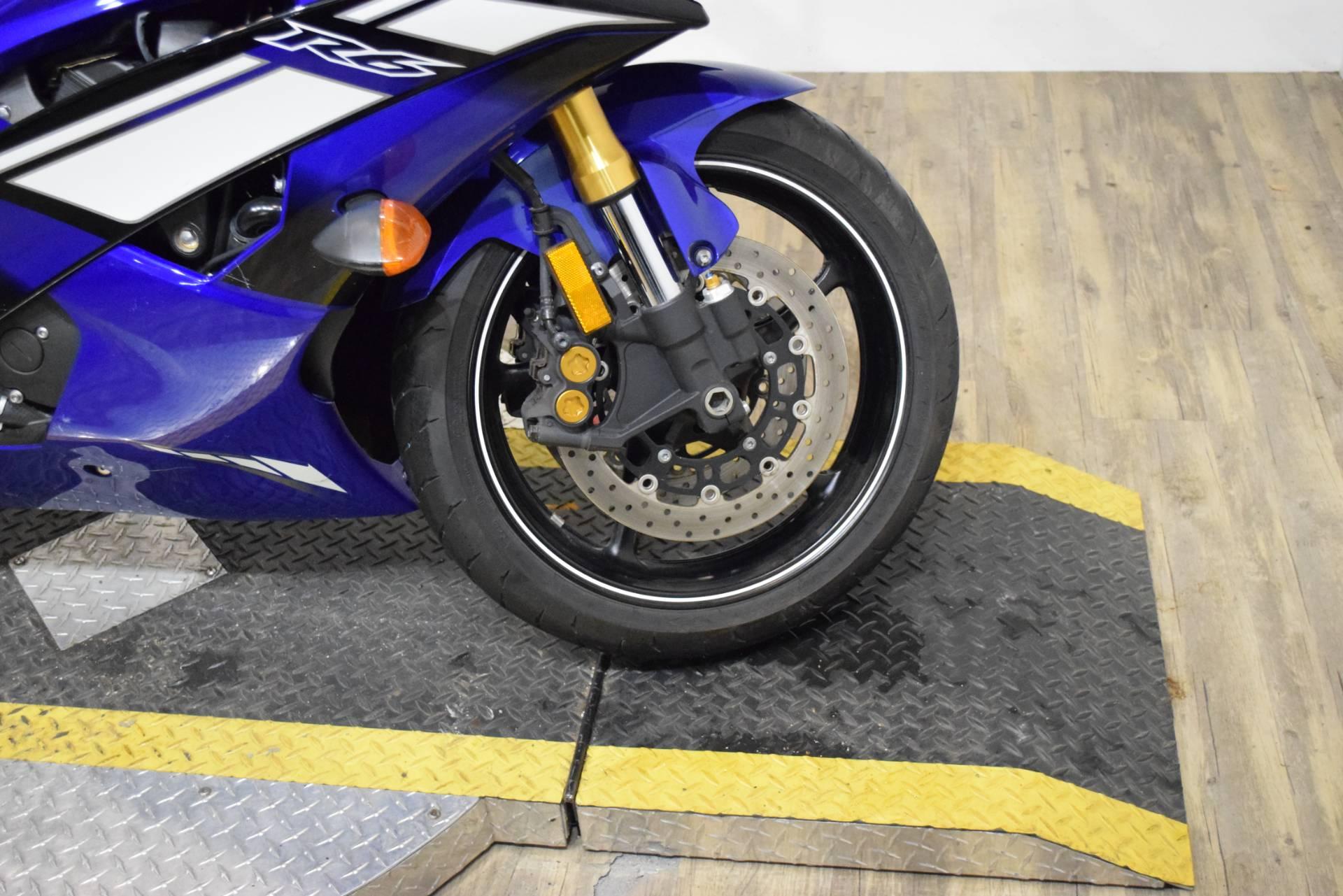 2012 Yamaha YZF R6 2