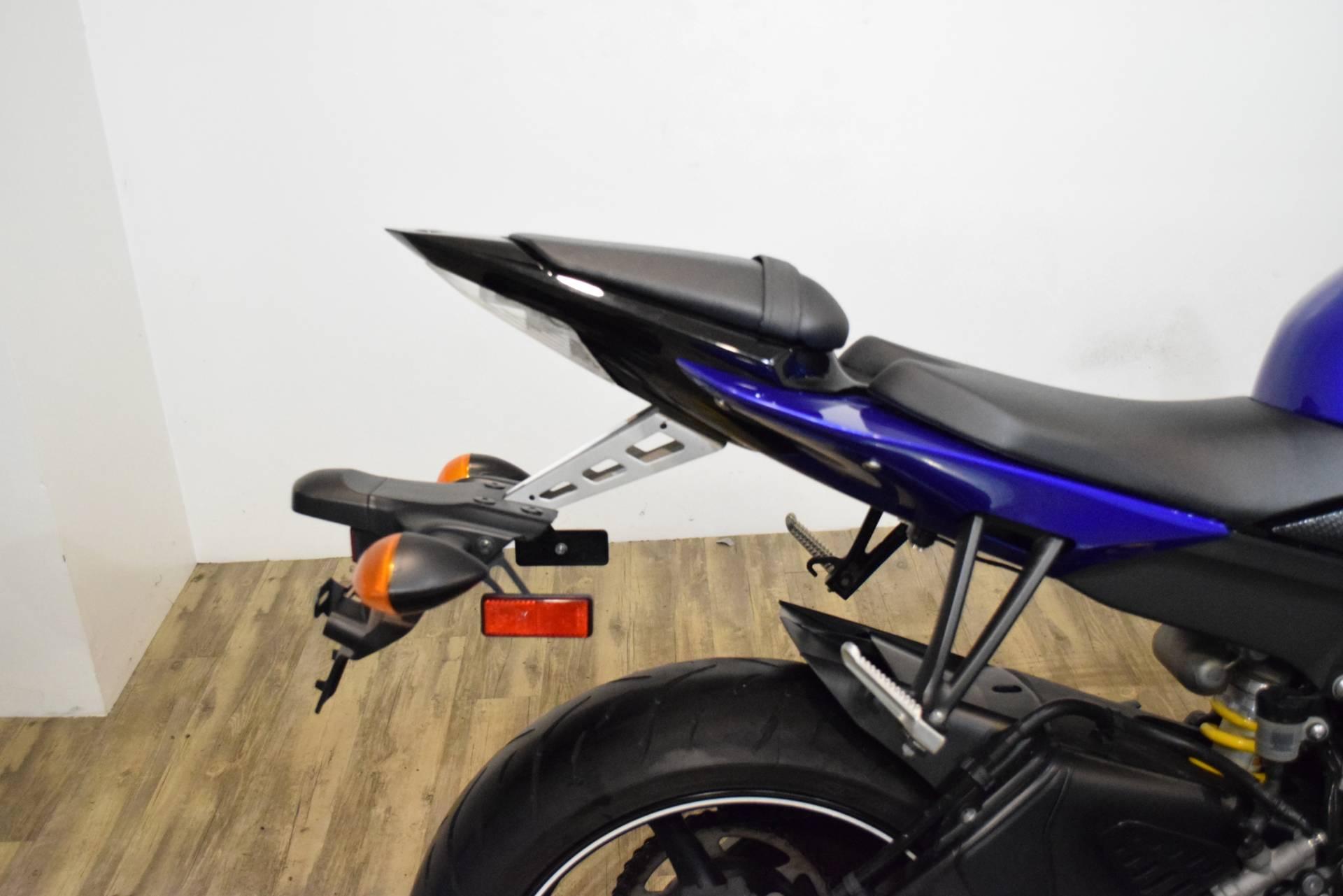2012 Yamaha YZF R6 7
