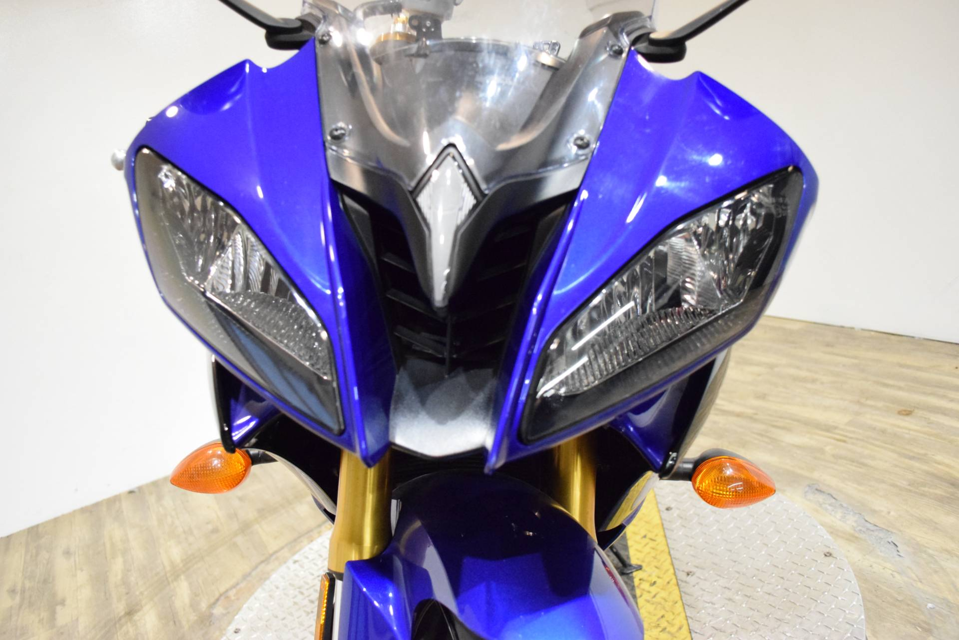 2012 Yamaha YZF R6 12