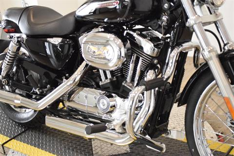 2008 Harley-Davidson Sportster® 1200 Custom in Wauconda, Illinois - Photo 4