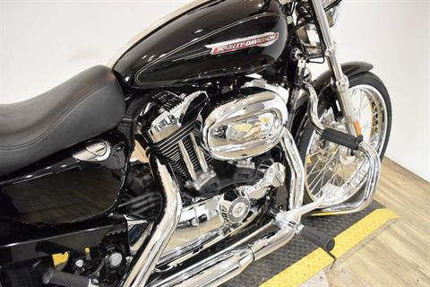 2008 Harley-Davidson Sportster® 1200 Custom in Wauconda, Illinois - Photo 7