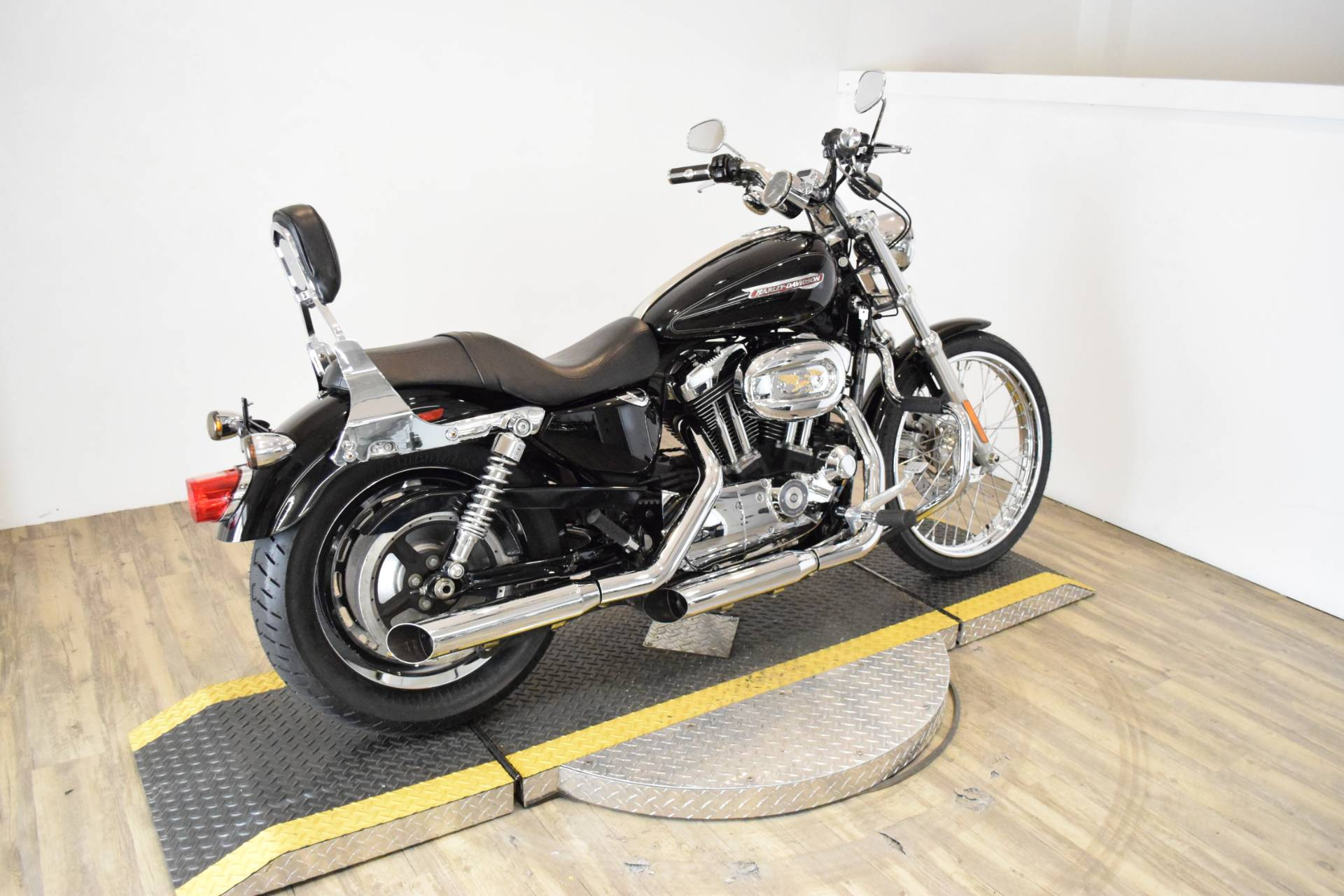 2008 Harley-Davidson Sportster® 1200 Custom in Wauconda, Illinois - Photo 10