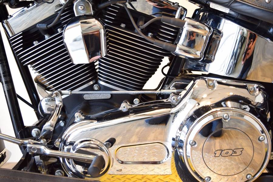 2013 Harley-Davidson Heritage Softail® Classic in Wauconda, Illinois