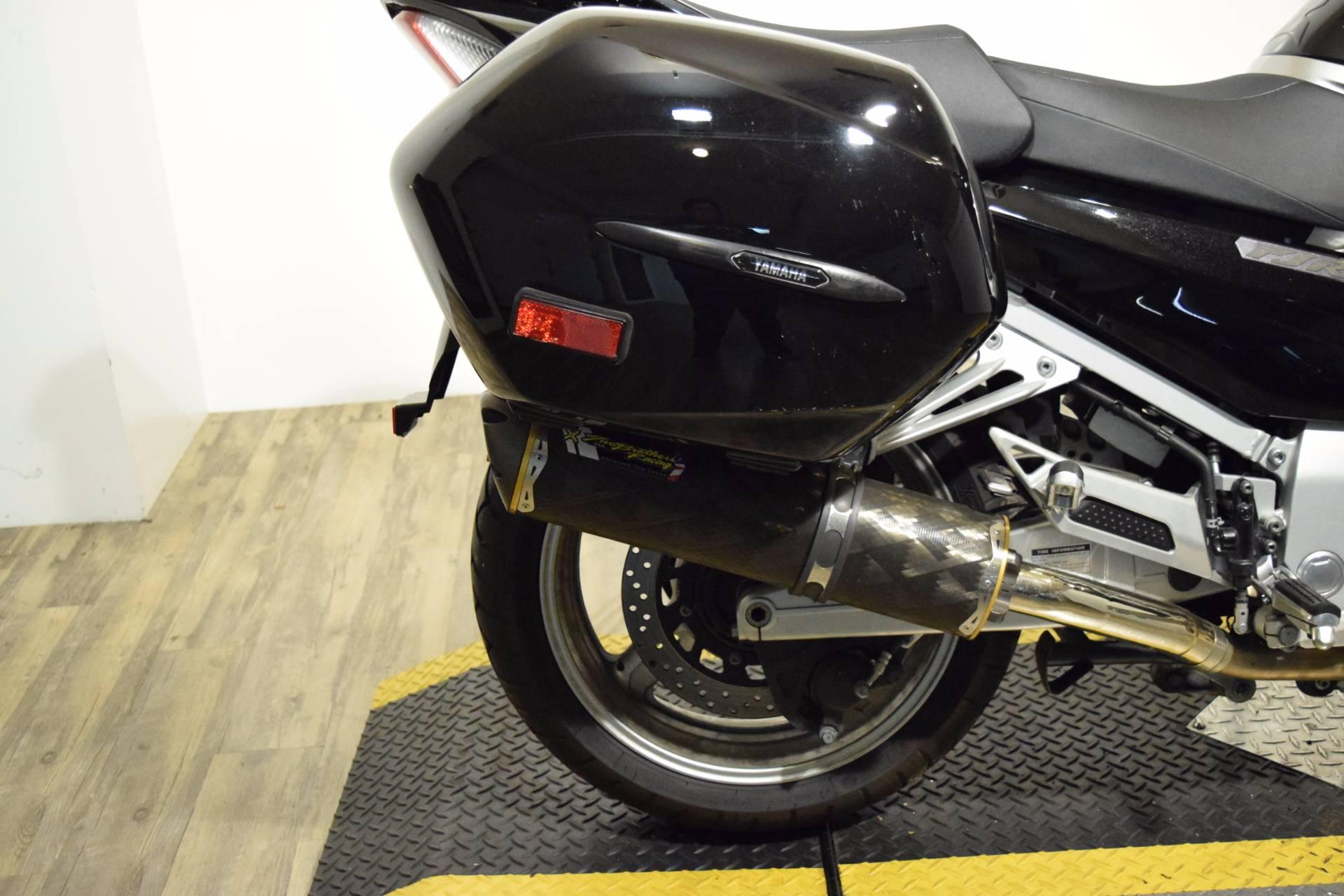 2008 Yamaha FJR 1300A 9