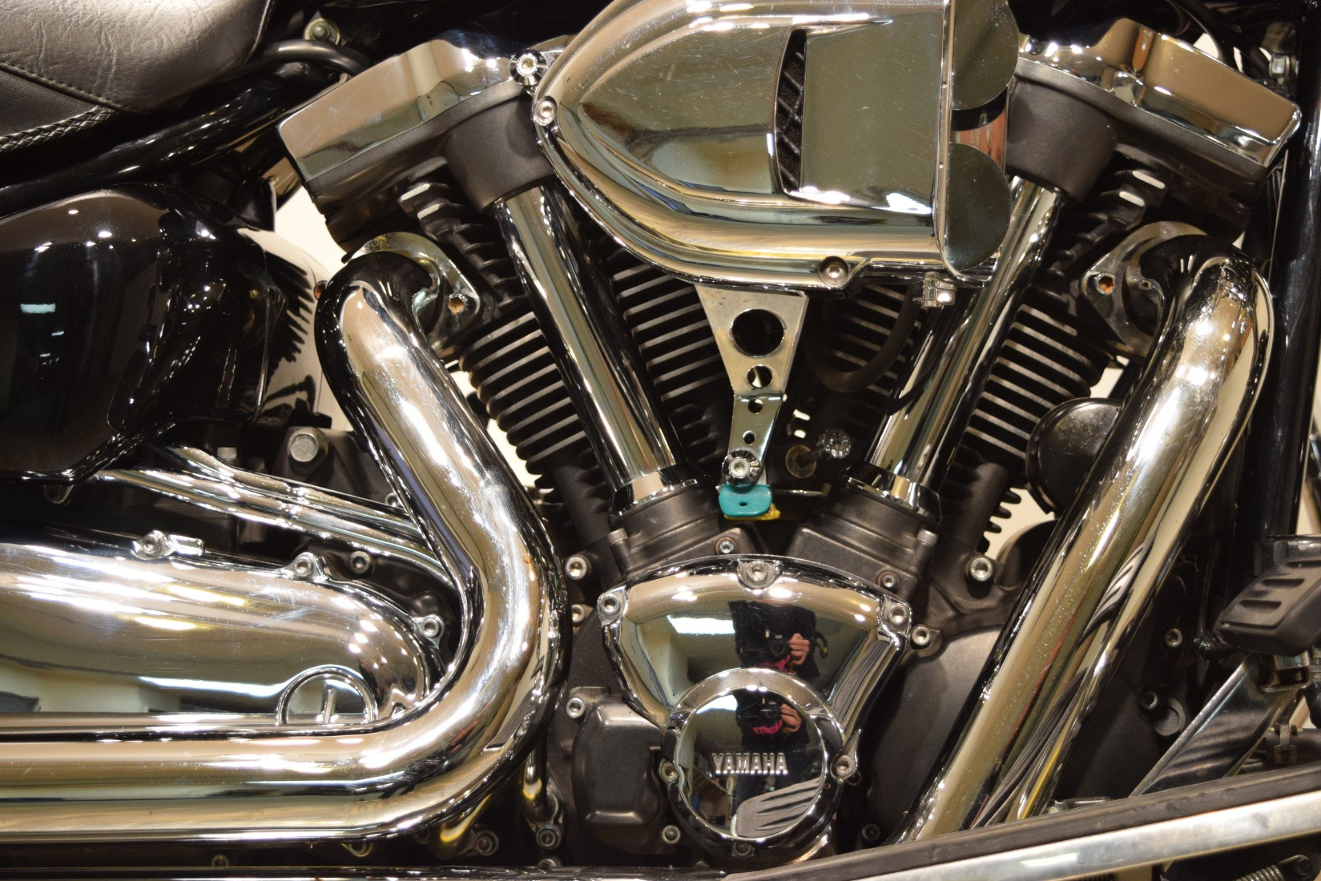 2007 Yamaha Road Star Midnight in Wauconda, Illinois