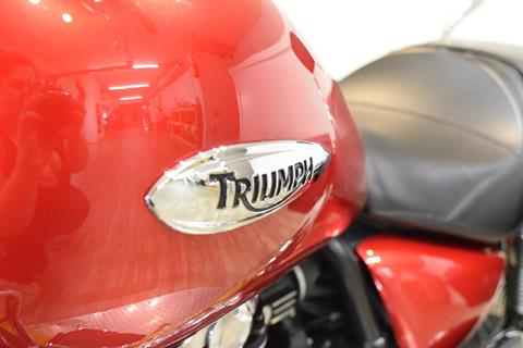 2010 Triumph Thunderbird ABS in Wauconda, Illinois