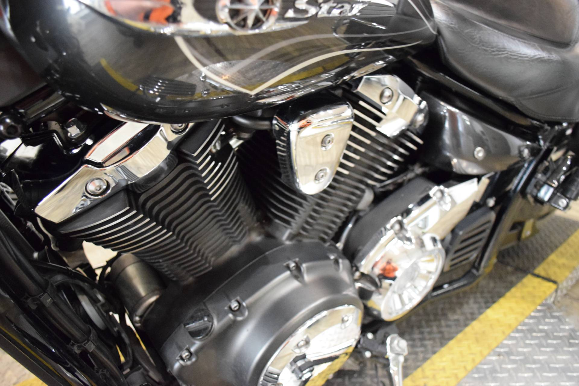 2012 Yamaha V Star 1300 Tourer in Wauconda, Illinois - Photo 19
