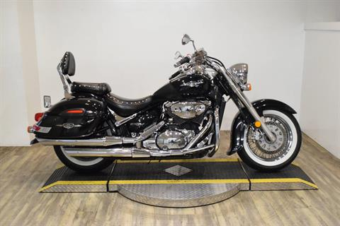 2007 Suzuki Boulevard C50 in Wauconda, Illinois - Photo 1